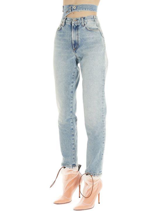 HERON PRESTON 'reworked' Jeans