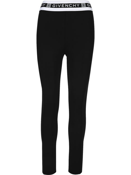 Givenchy Logo Band Leggings