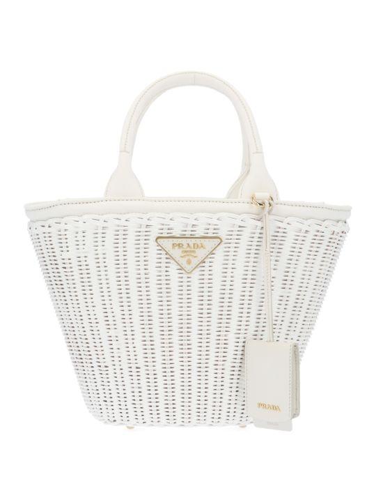 Prada 'midollino' Bag