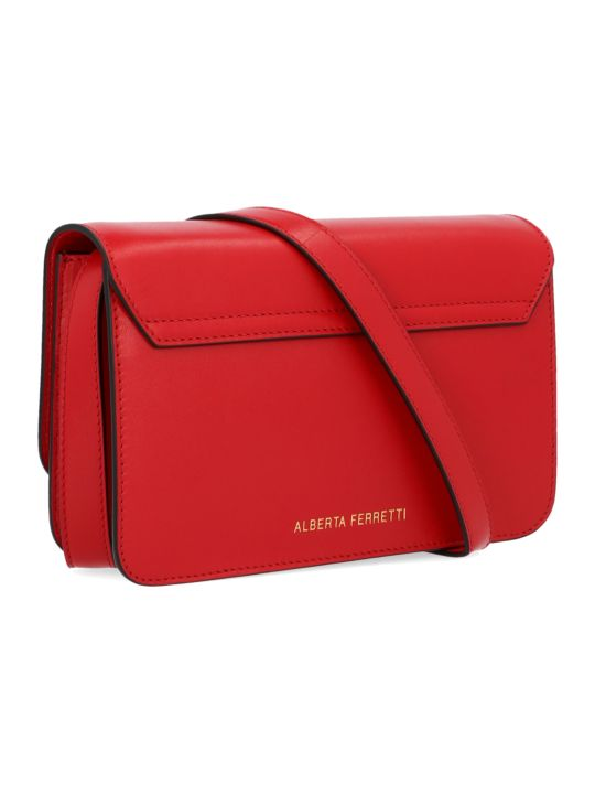 Alberta Ferretti 'topo Gigio It's My Year' Bag
