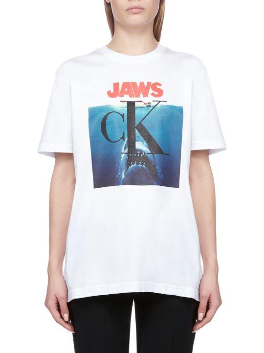 Calvin Klein Jaws Printed T-shirt