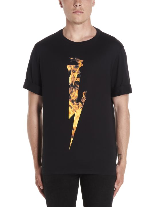 Neil Barrett Thunder' T-shirt
