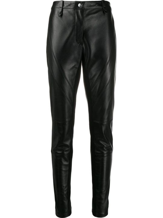 Alberta Ferretti Leather Pant