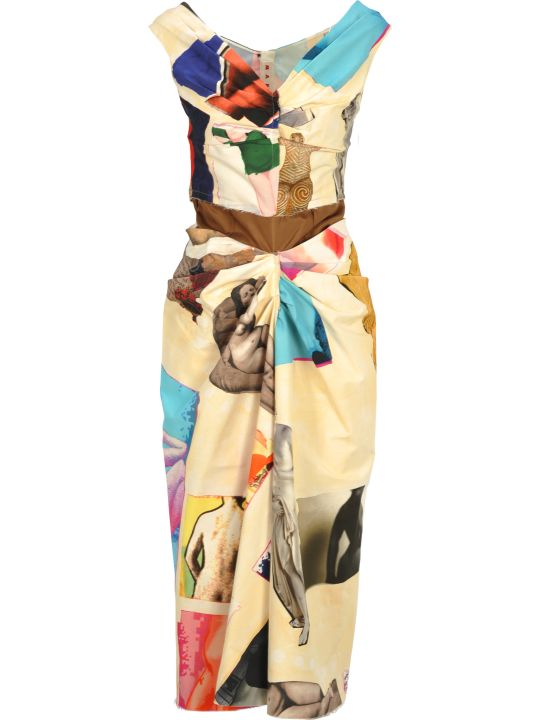 Marni Dress Multiprint  #9