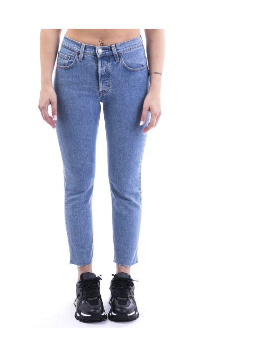 Levi's Blend Cotton Jeans