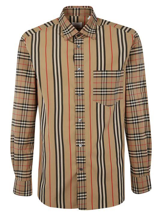 Burberry Patchwork Shirt