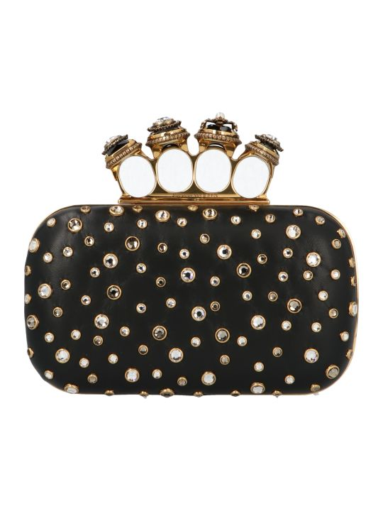 Alexander McQueen 'four Ring Box' Bag