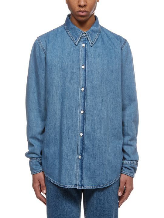 Calvin Klein Oversized Denim Shirt