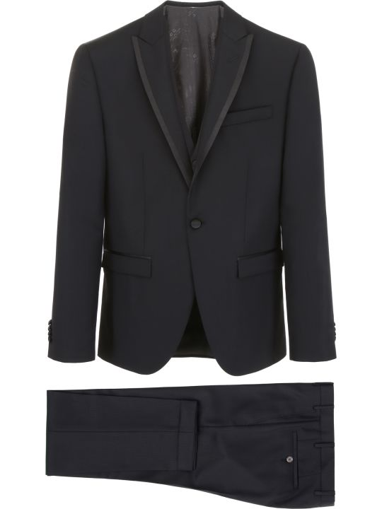 CC Collection Corneliani Three-piece Suit