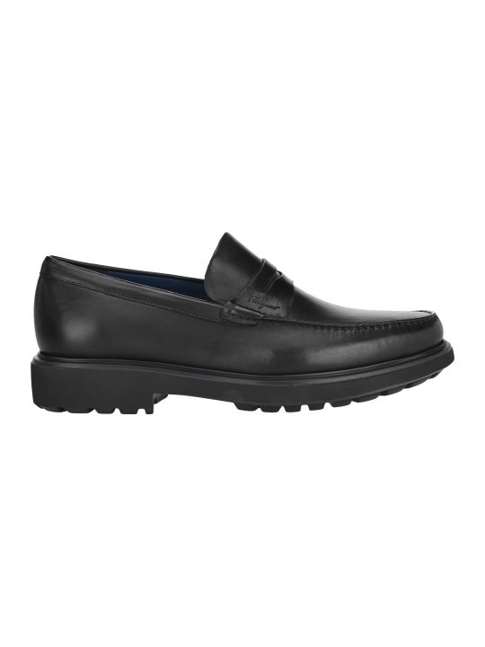 Salvatore Ferragamo Beckford Loafers
