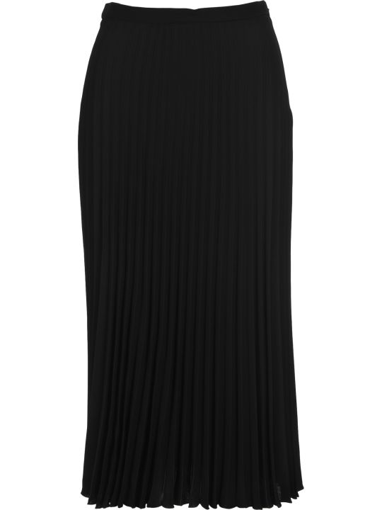 Max Mara Studio Pleated Skirt