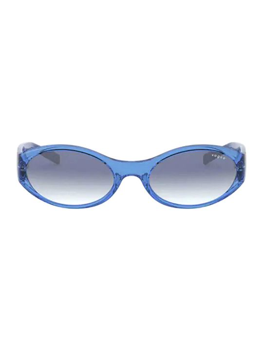 Vogue Eyewear Vogue Vo5315s Transparent Blue Sunglasses