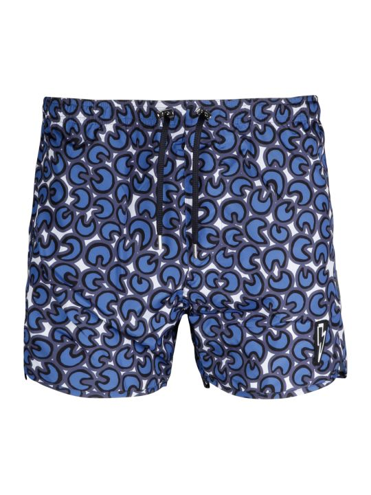 Neil Barrett Swimwear