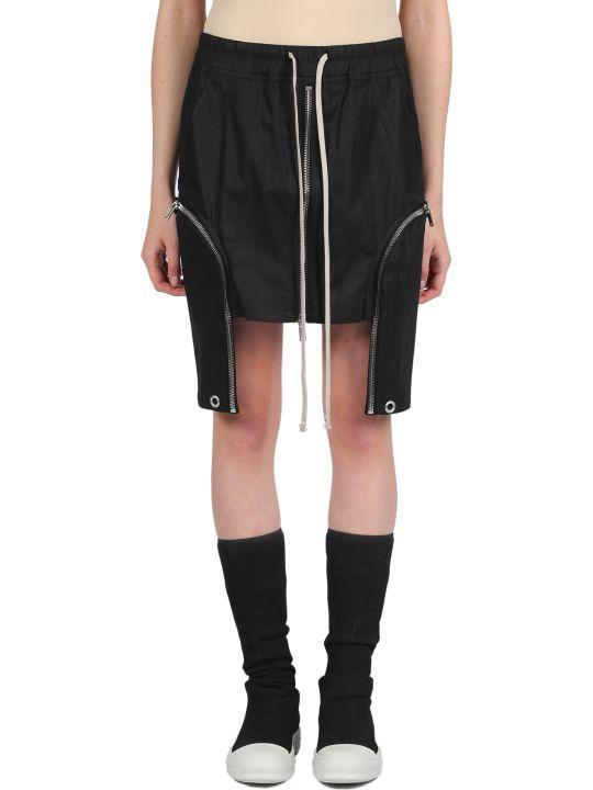DRKSHDW Rick Owens-drkshdw Mini Skirt