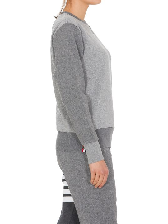 Thom Browne Logo Sweatshirt