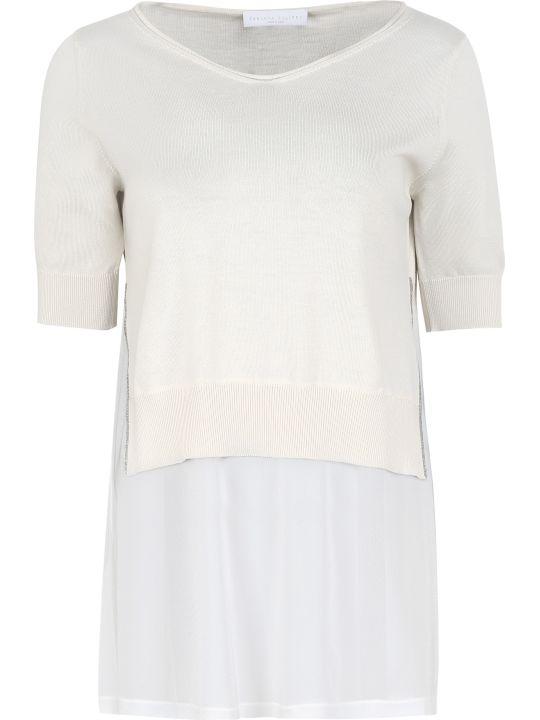 Fabiana Filippi Cotton Knit T-shirt