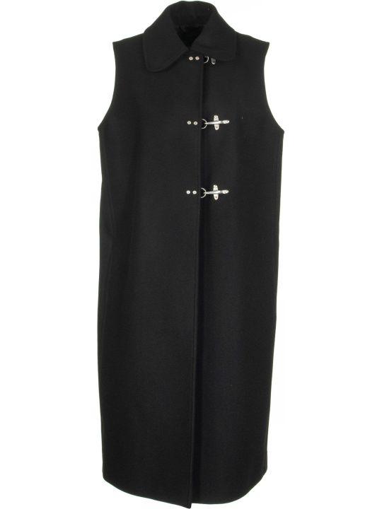 Fay Vest Over Black Coats