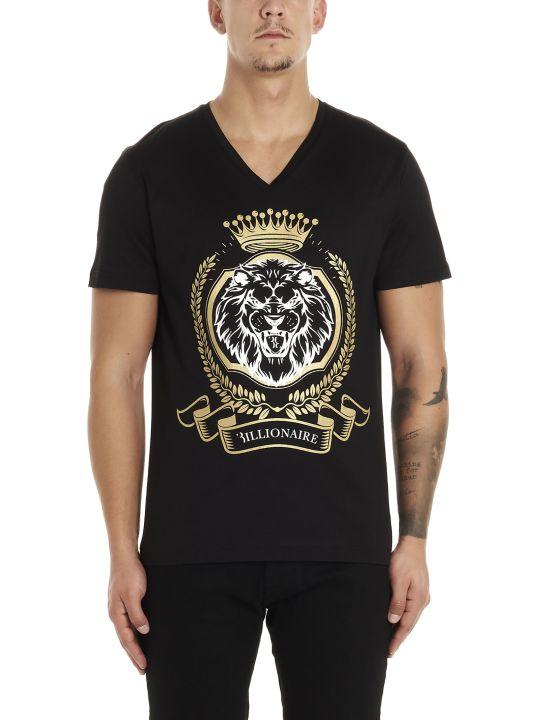 Billionaire 'lion' T-shirt