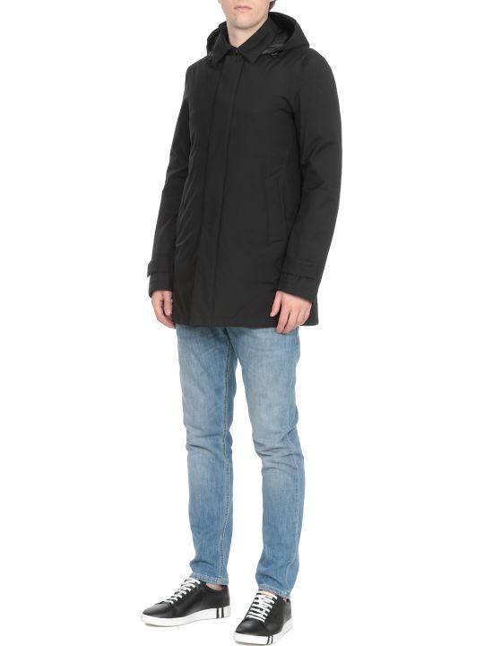 Herno Waterproof Down Jacket