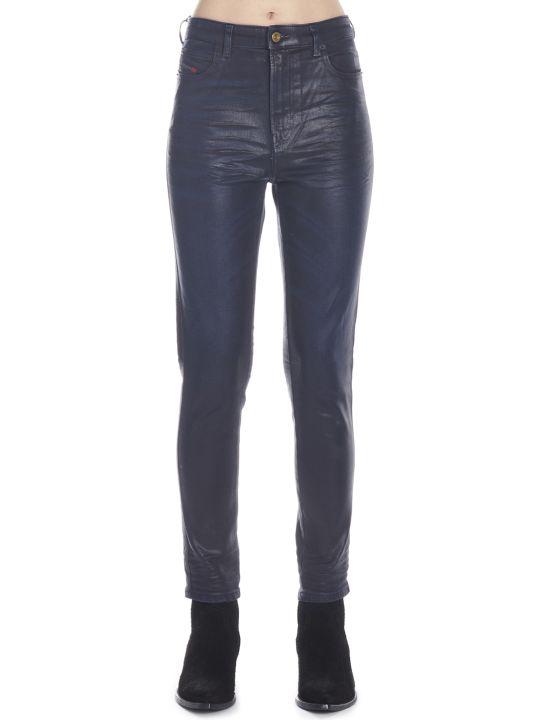 Diesel 'babhila-high' Jeans