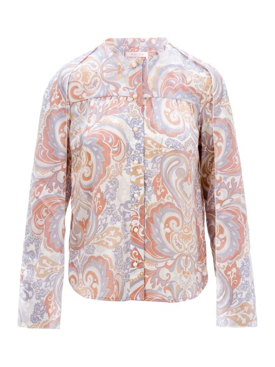See by Chloé See By Chloe' Paisley Print Blouse