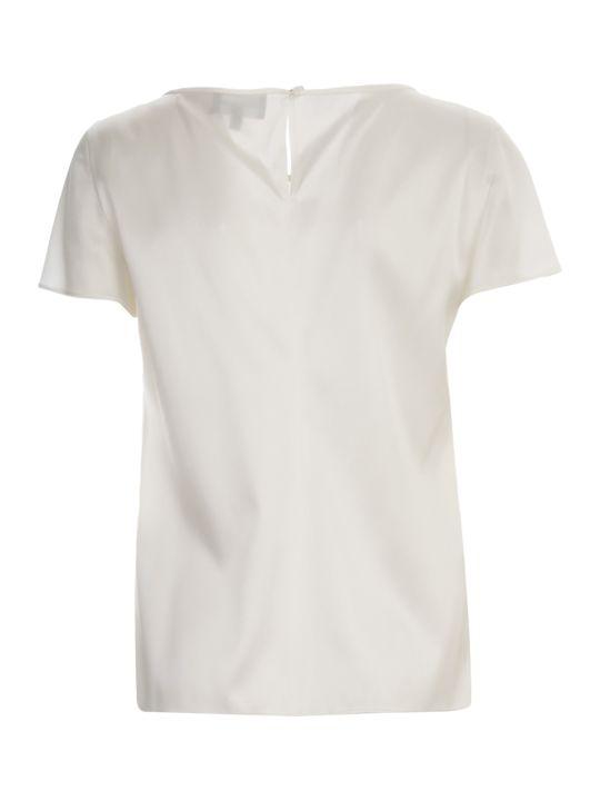 Emporio Armani Silk Shirt S/s