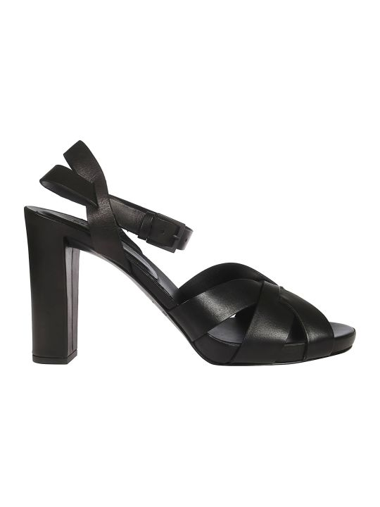 Roberto del Carlo High-heeled Strappy Sandals
