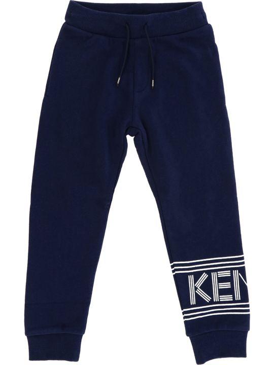 Kenzo Logo Jb 22 Pantalone Sport Line Jb