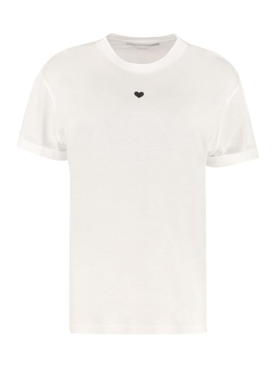 Stella McCartney Cotton Crew-neck T-shirt