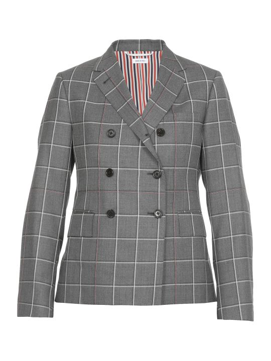 Thom Browne Double-breasted Jacket