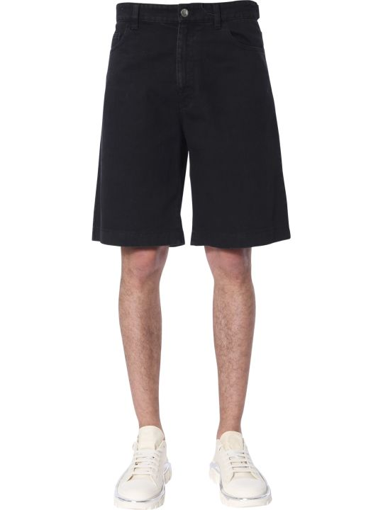 Raf Simons Denim Shorts