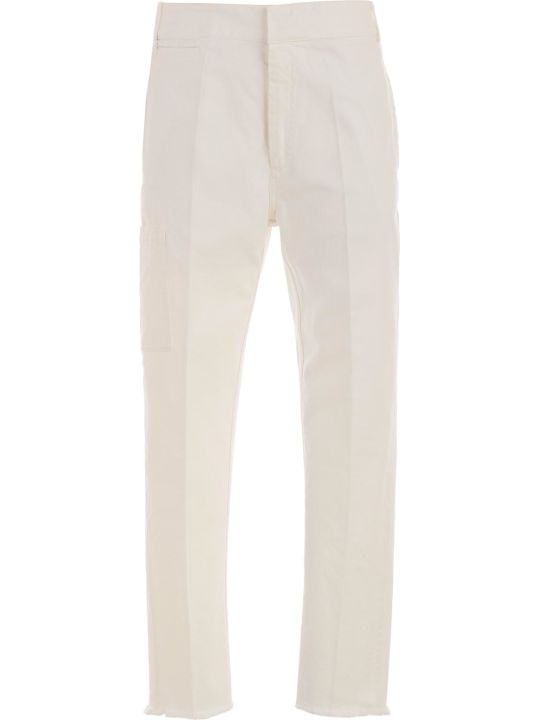 Haider Ackermann Pants Cotton Track