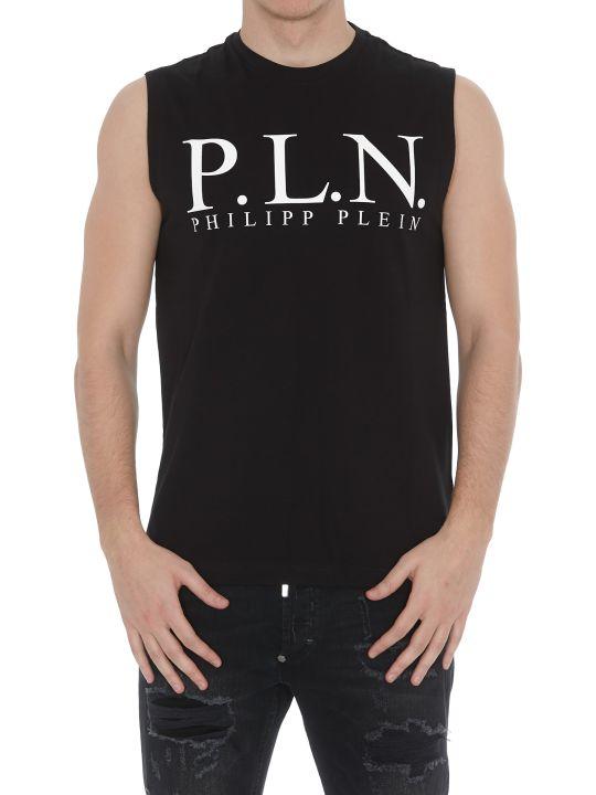 Philipp Plein Tank Top With Logo