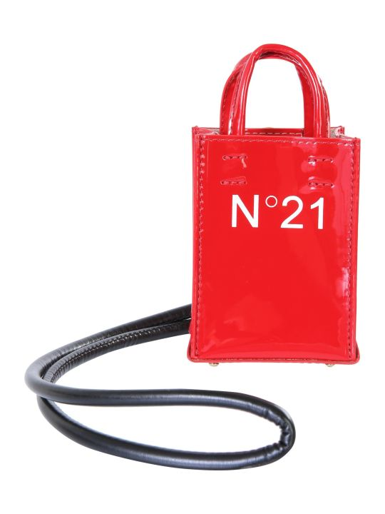 N.21 Nano Shopping Bag With Logo