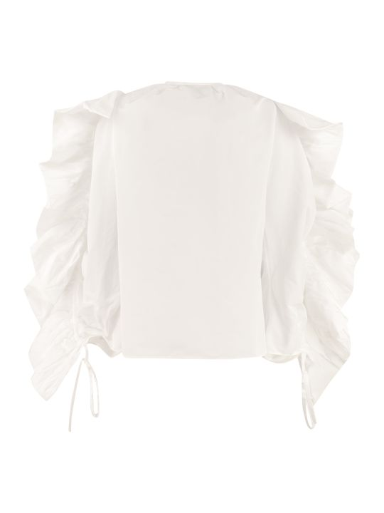Givenchy Cotton Poplin Top