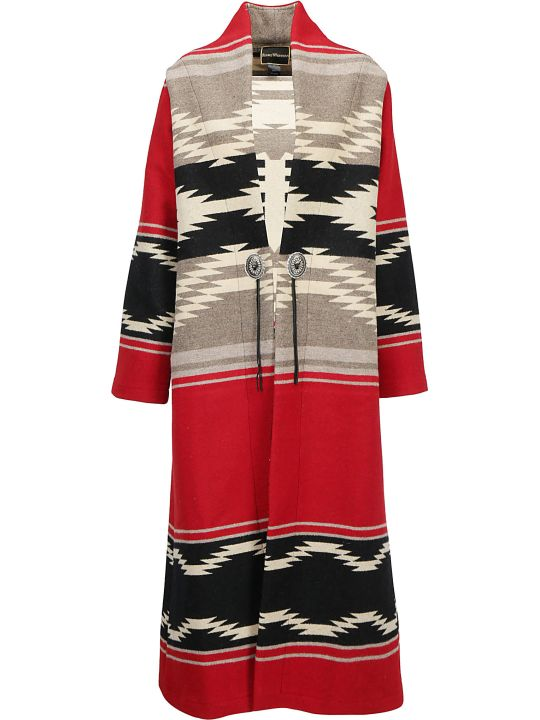 Jessie Western Dragonfly Long Coat