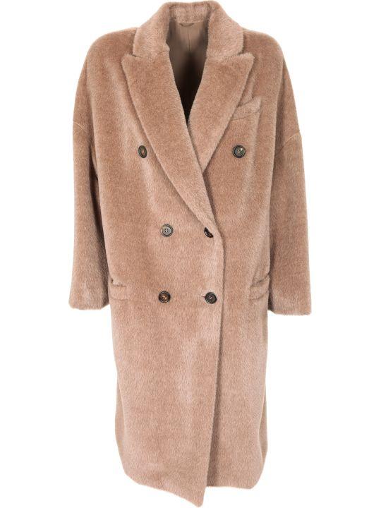 Brunello Cucinelli Fur Coat
