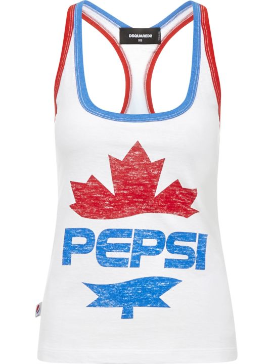 Dsquared2 Pepsi Tank Top