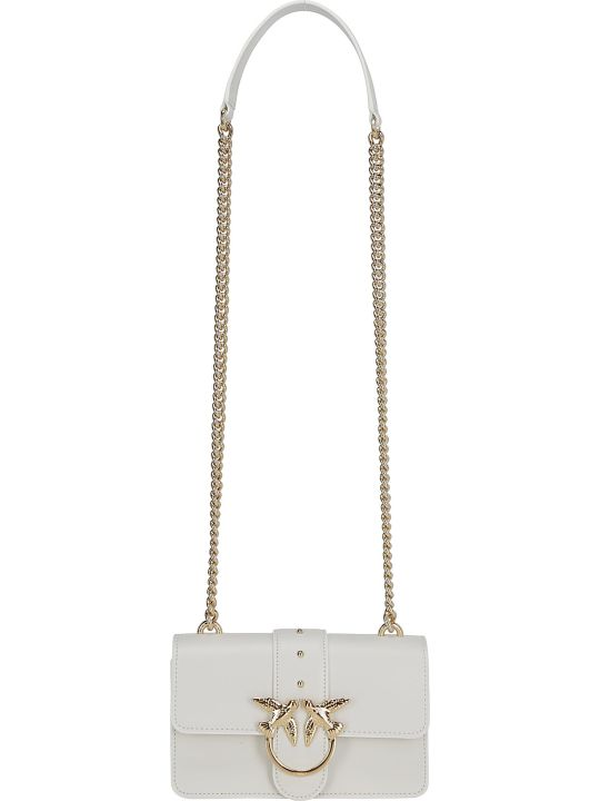 Pinko Love Mini Simply Shoulder Bag