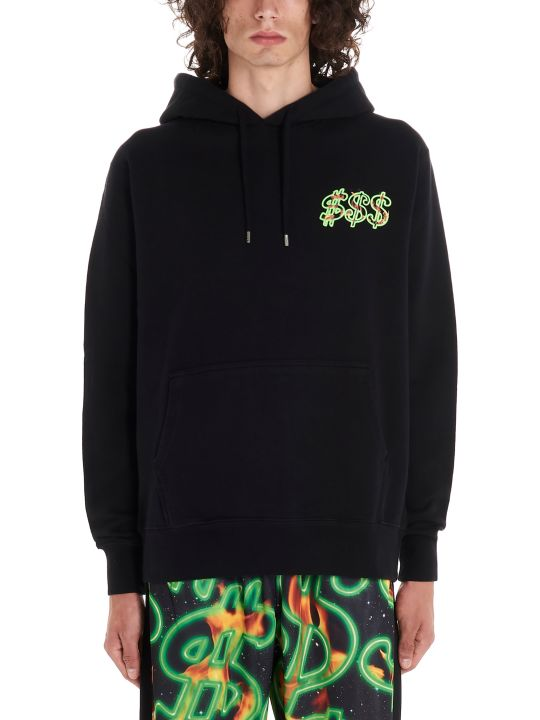 SSS World Corp 'fire Dollar' Hoodie
