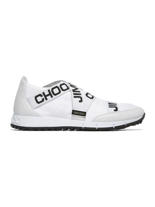 Jimmy Choo Toronto Slip-on Sneakers
