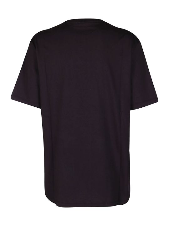 MCM Black Cotton T-shirt
