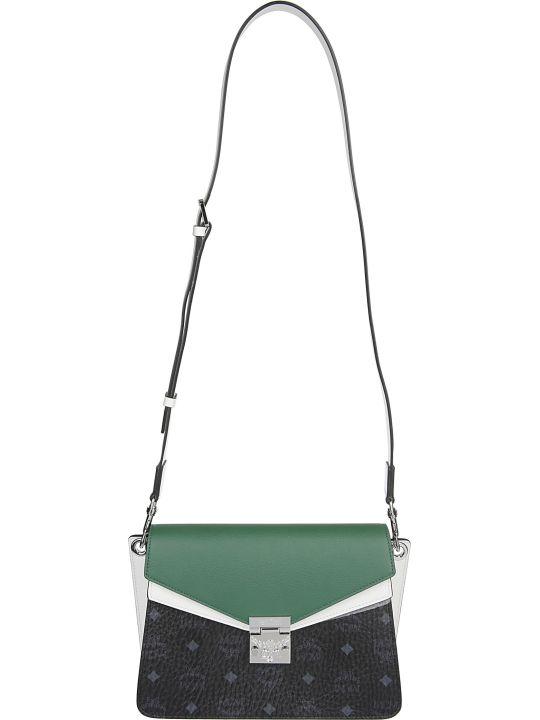 MCM Patricia Medium Crossbody Bag