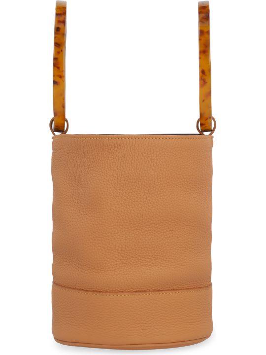 Simon Miller S804 Bonsai Leather Bucket-bag