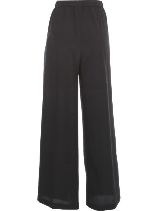 Aspesi Silk Pants Elastic Waist