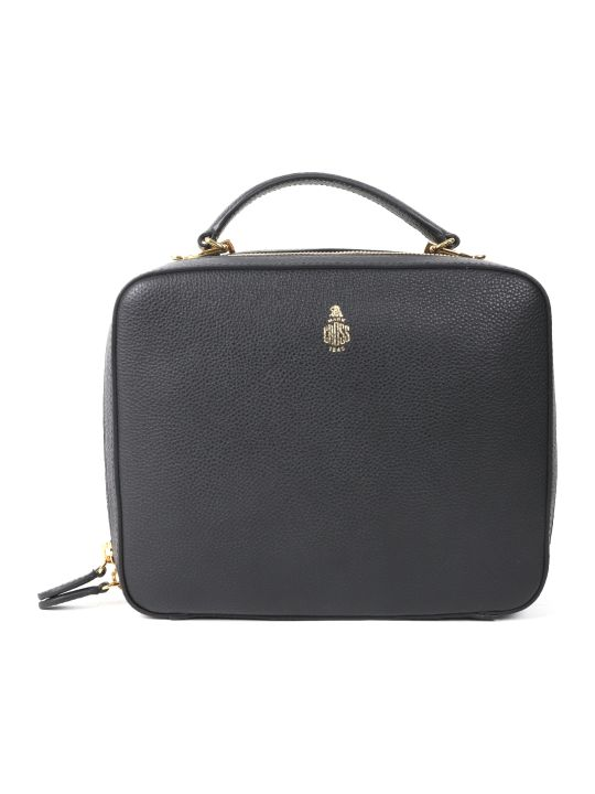 Mark Cross Black Laura Bag