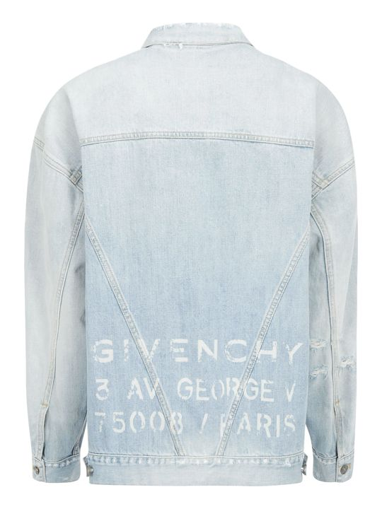 Givenchy Jeans Jacket
