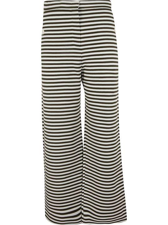 Max Mara Striped Trousers
