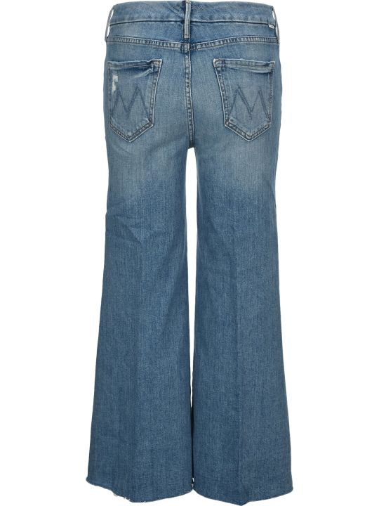 Mother The Pixie Roller Ankle Jeans
