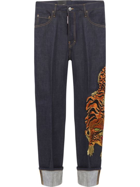 Dsquared2 Tiger Jeans
